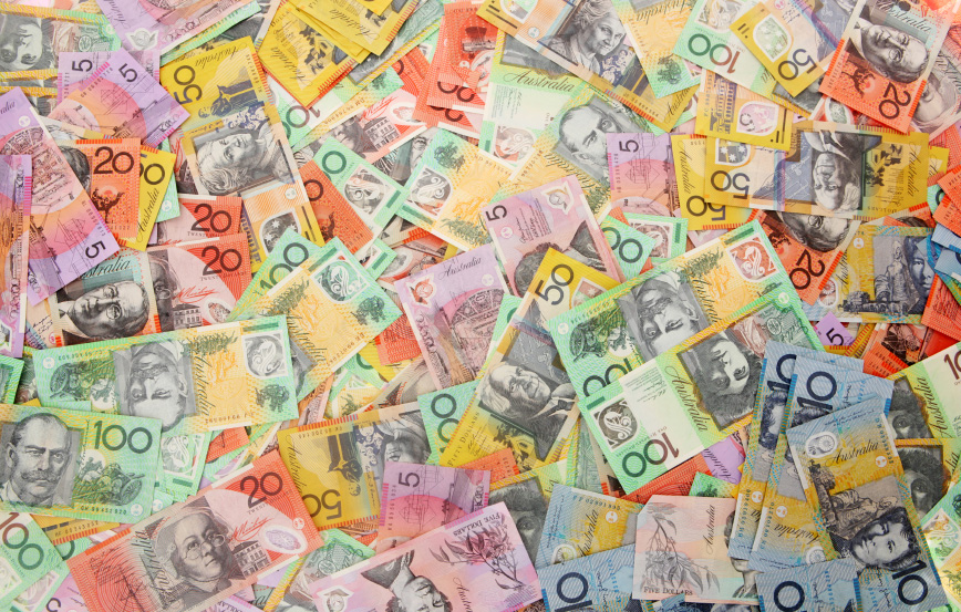 Aussie Dips Against Dollar Yet Still Poised For Weekly Gains Daniels Trading