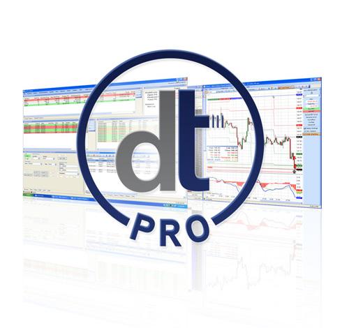 DT Pro Logo