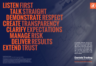 DT Futures Mag August Ad