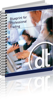 Blueprint for Professional Trading Cover