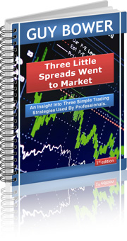 Three Little Spread Went To Market Cover