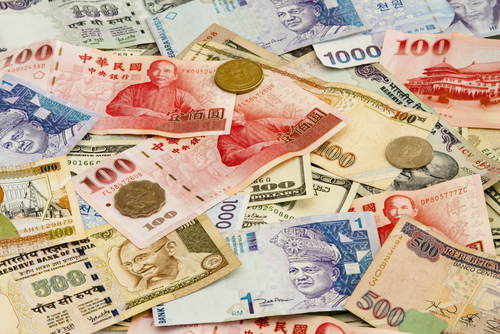 Foreign currency traders