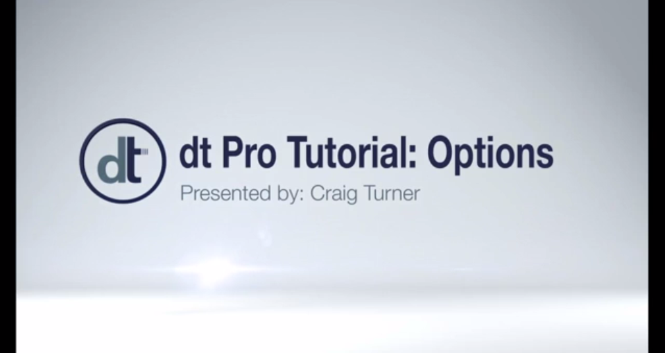 Options trading video tutorial