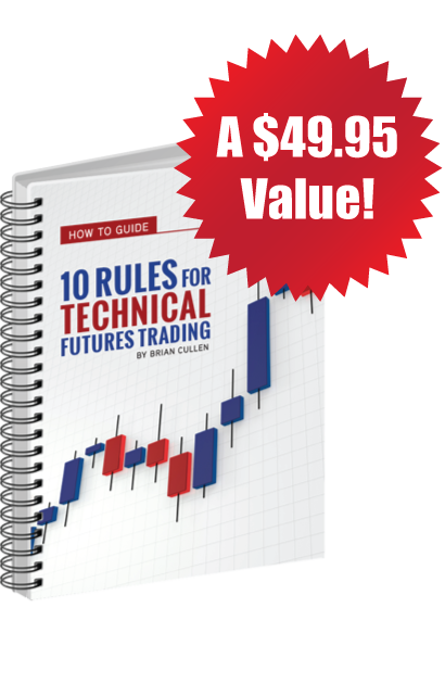 How To Guide: 10 Rules for Technical Futures Trading - A $49.95 Value