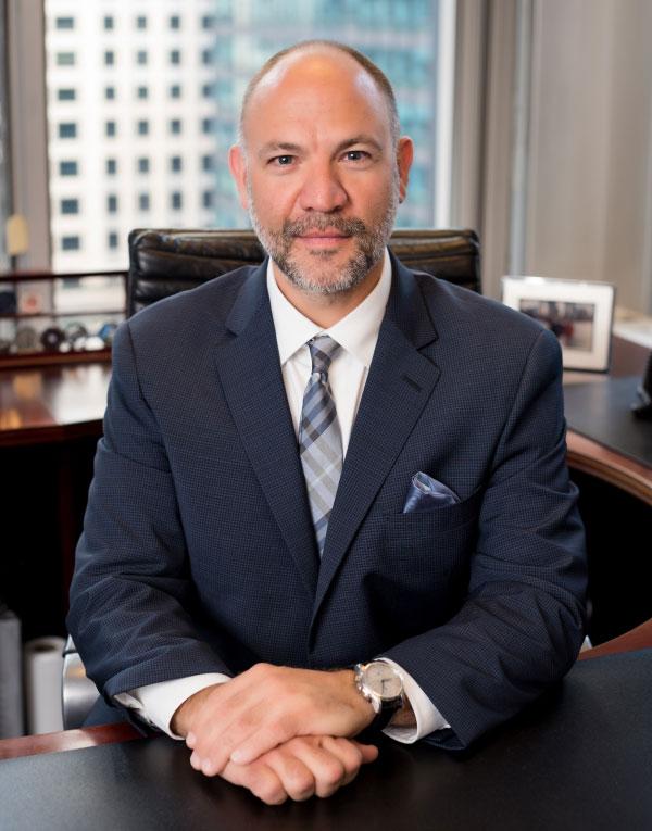 Ken Packard, Chief Sales & Marketing Officer