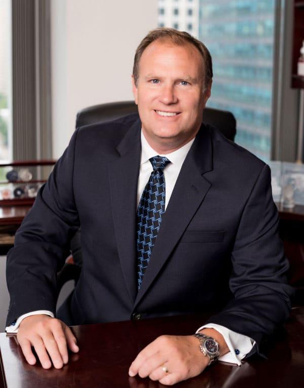 Glenn Swanson, President