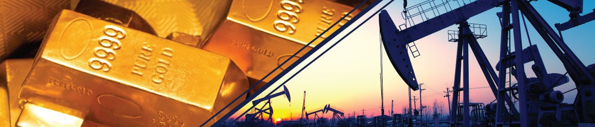 Reduced Margin Requirements in Gold and Crude Oil